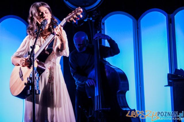 Katie Melua (3.04.2014) Sala Ziemi / LepszyPOZNAN.pl  Foto: © Karolina Kiraga