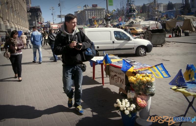 Mathias na Majdanie 2  Foto: lepszyPOZNAN.pl / Mathias Mezler