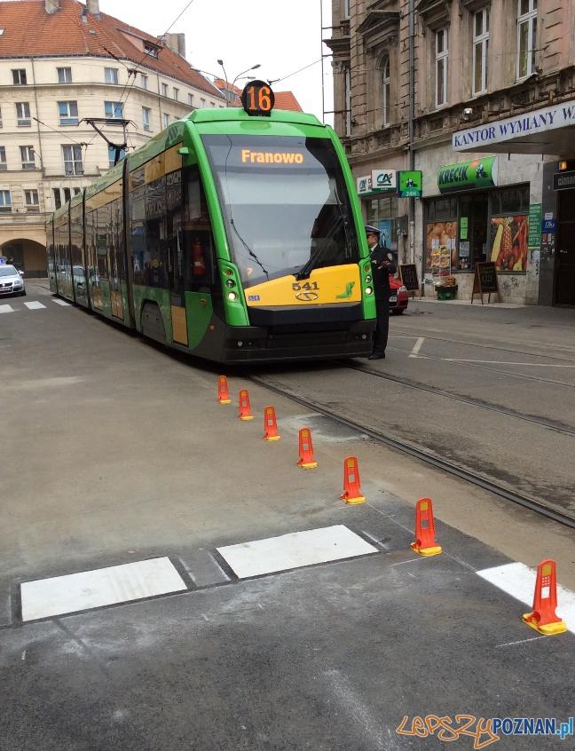 Przystanek wiedeński na Gwarnej  Foto: ZDM
