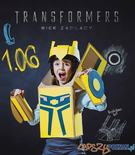 Transformersy w Galerii Malta  Foto: materiały prasowe