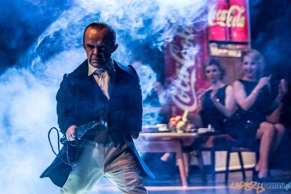 Dziady spektakl Teatru Nowego  Foto: Jakub Wittchen