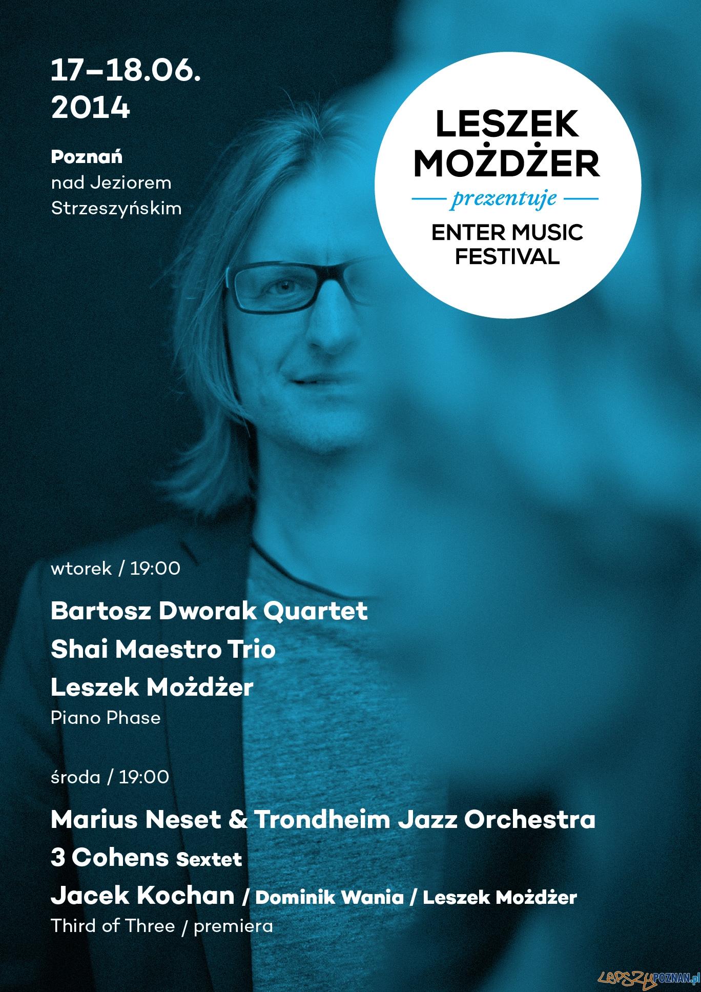 Enter Music Festival 2014  Foto: materiały prasowe