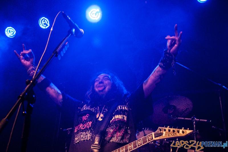 Soulfly (14.06.2014) Eskulap  Foto: © Karolina Kiraga