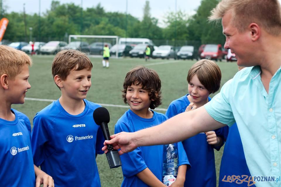 Młodzi piłkarze Akademii Kreatywnego Futbolu  Foto: Akademia Kreatywnego Futbolu