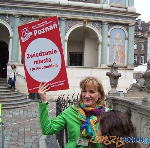 Przewodnicy PoPoznaniu zapraszaja  Foto: facebook