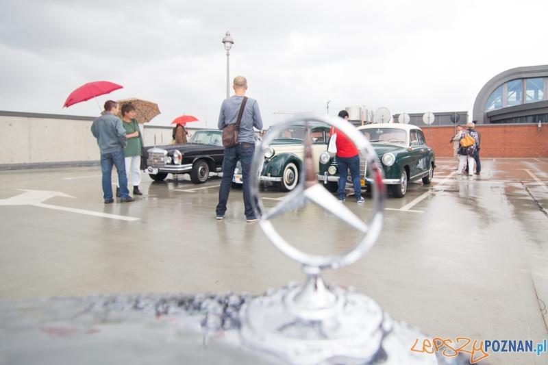 XIII Zlot Zabytkowych Mercedesów w Poznaniu  Foto: lepszyPOZNAN.pl / Piotr Rychter