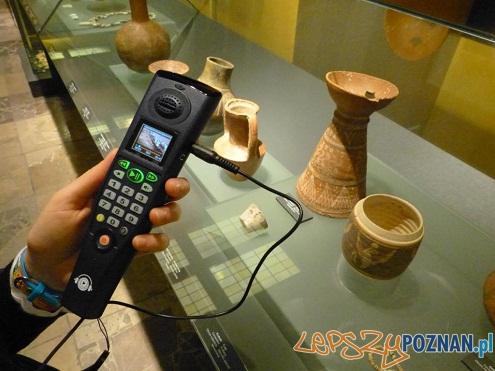 Audioprzewodnik  Foto: Muzeum Archeologiczne w Poznaniu