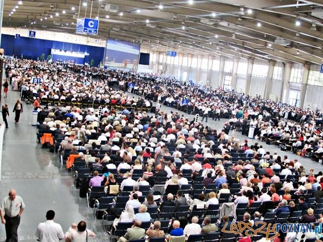 Zgromadzenie Świadków Jehowy na MTP  Foto: MTP