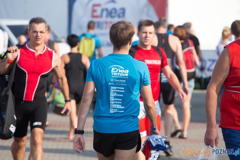 Enea Poznań Triathlon - dystans krótki  Foto: lepszyPOZNAN.pl / Piotr Rychter