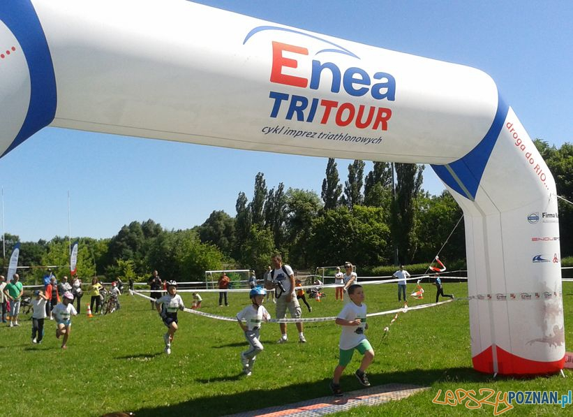 ENEA Tri Tour Duathlon Kids_2  Foto: