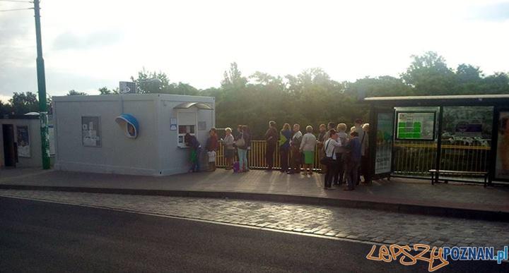 Pierwszy dzień z PEKĄ - godzina 6:00, okolice Teatralki / foto: gsm  Foto: