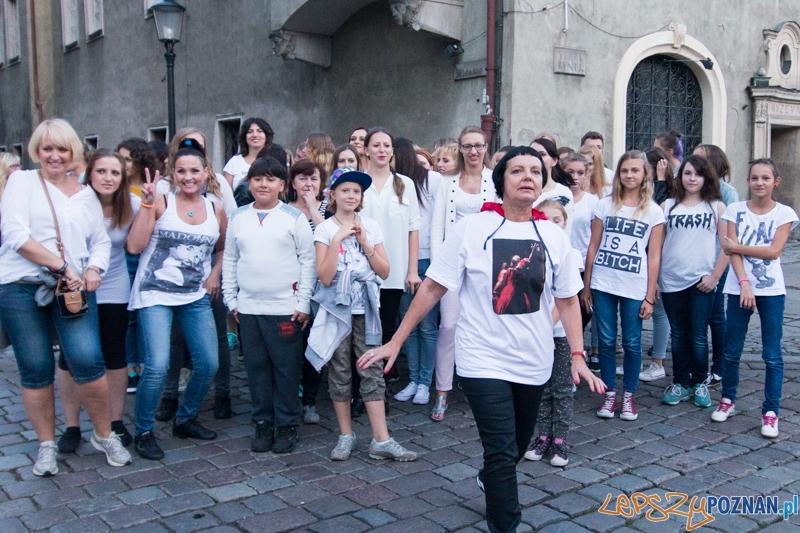 Dancing Poznań Flash Mob  Foto: lepszyPOZNAN.pl / Piotr Rychter