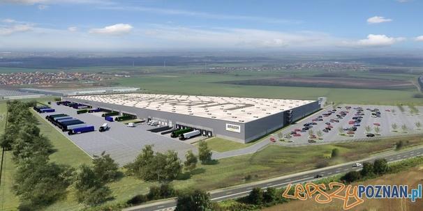 Amazon - centrum dystrybucyjne  Foto: Amazon