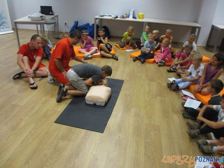 Jak udzielać pierwszej pomocy   Foto: materiały prasowe