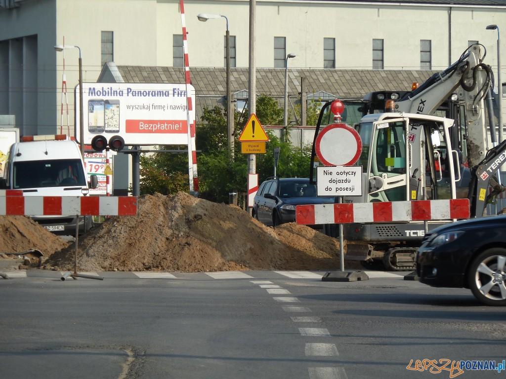 Czechosłowacka zamknięta na ponad rok!  Foto: Maciej Koterba