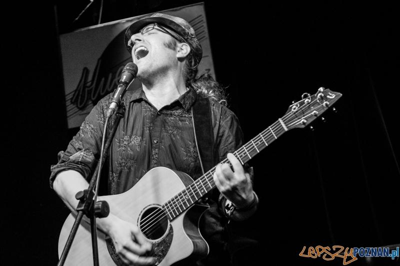 James Caran (Blue Note) 5.09.2014  Foto: © lepszyPOZNAN.pl / Karolina Kiraga
