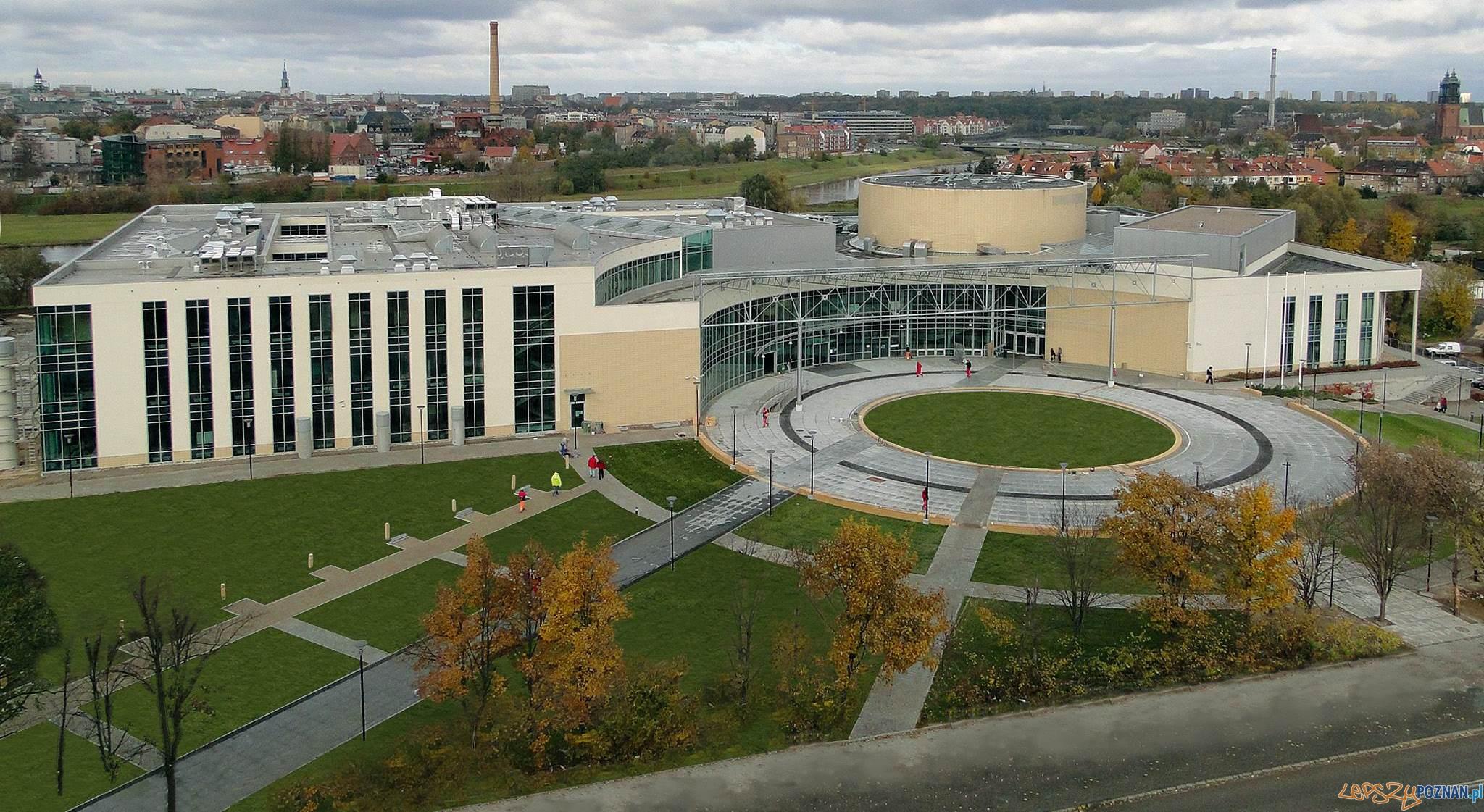 Biblioteka Politechniki Poznańskiej  Foto: PP