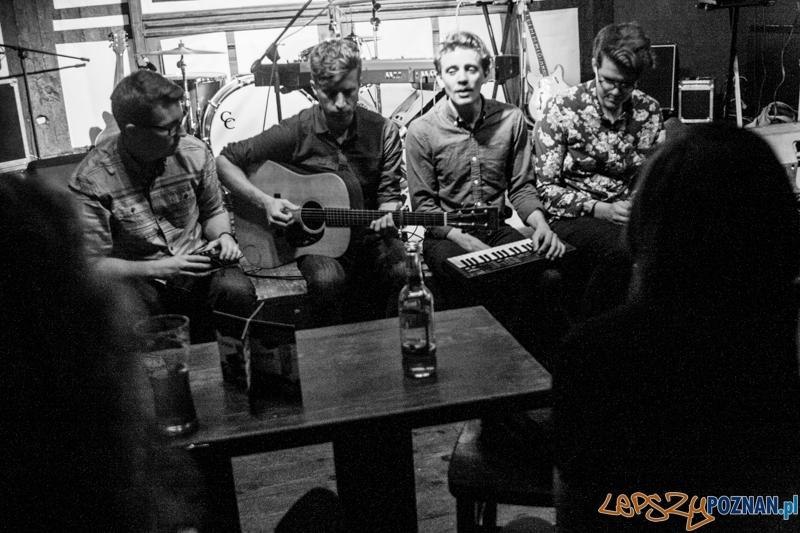 Boreal Sons (20.09.2014) Pod Minogą  Foto: © lepszyPOZNAN.pl / Karolina Kiraga