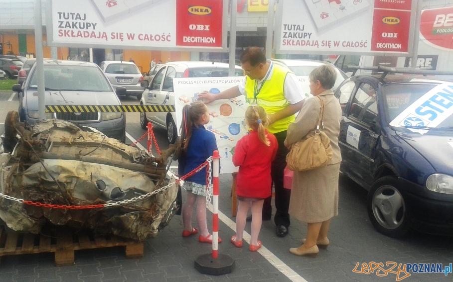 Zbiórka śmieci na Franowie  Foto: materiały prasowe