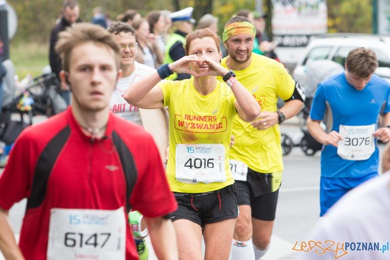 15. Poznań Maraton  Foto: lepszyPOZNAN.pl / Piotr Rychter