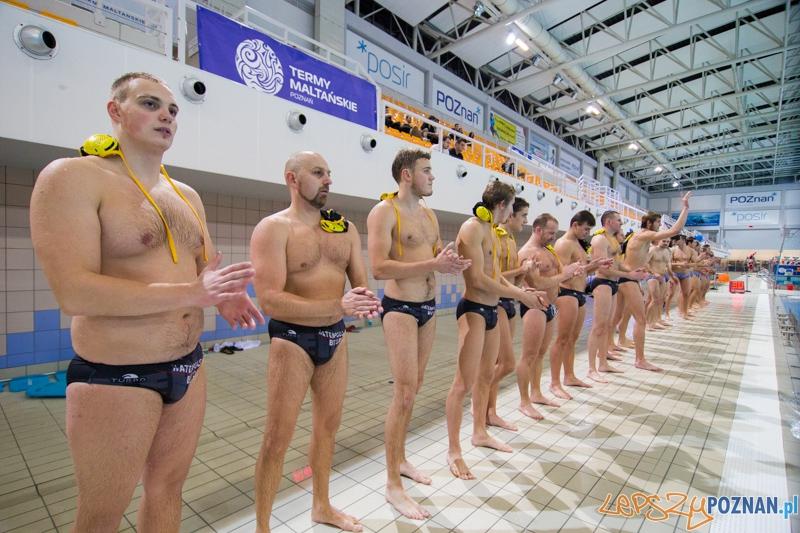 DSW Waterpolo Poznań - WTS Bytom  Foto: lepszyPOZNAN.pl / Piotr Rychter