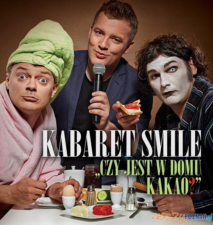 """Kabaret SMILE - premiera programu """"Czy w domu jest kakao?""""  Foto: mat. prasowe"""