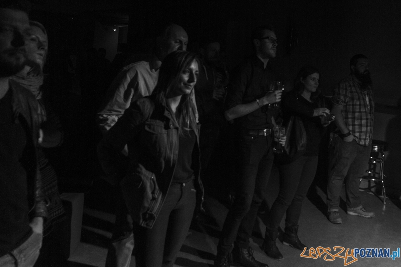4 urodziny zespołu Mokrofon - Poznań 13.12.2014 r.  Foto: LepszyPOZNAN.pl / Paweł Rychter