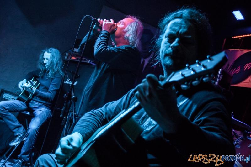 KAT & Roman Kostrzewski (30.11.2014) Blue Note  Foto: © LepszyPOZNAN.pl / Karolina Kiraga