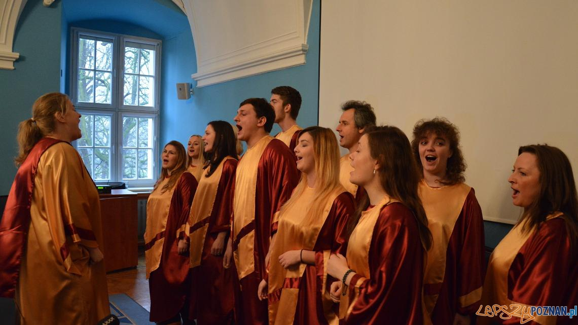 Gospel-joy  Foto: UMP