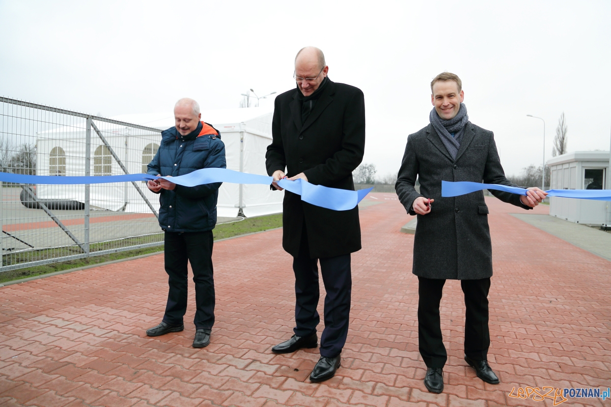 Otwarcie nowego parkingu Odlewni Volkswagena  Foto: mat. pras.