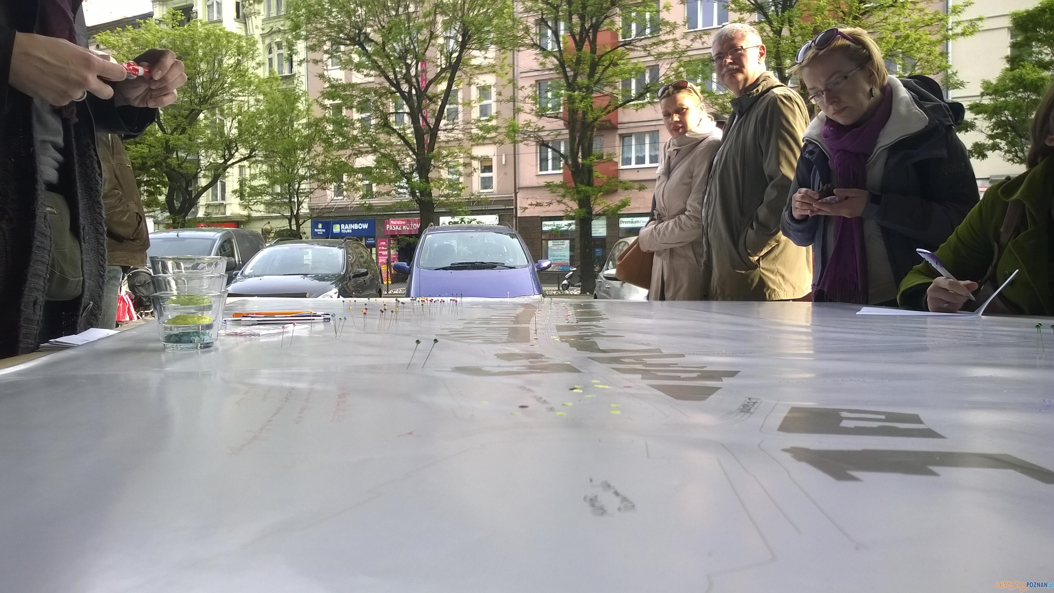 Św. Marcin -  planowanie  Foto: Tomasz Dworek