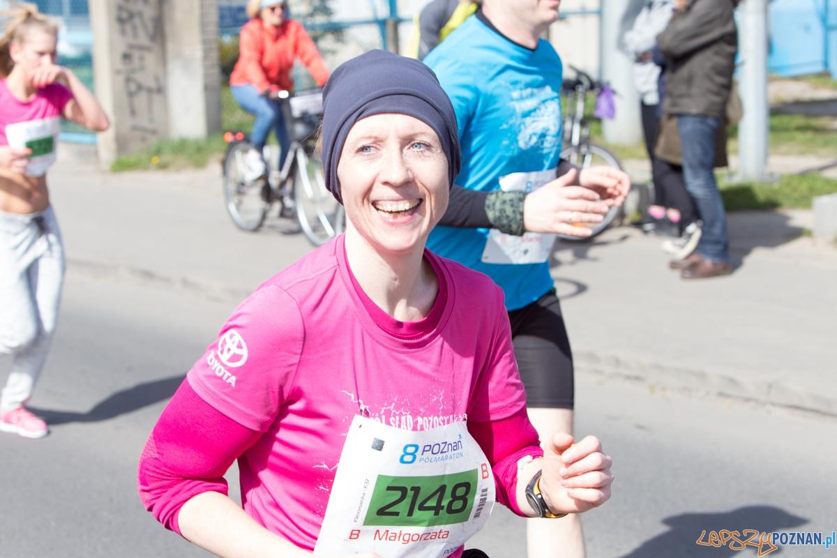 8 Poznań Półmaraton  Foto: lepszyPOZNAN.pl / Piotr Rychter