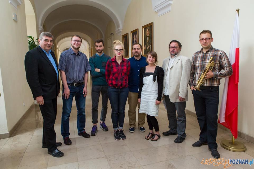 Laureaci poznańskich nagród  Foto: UMP