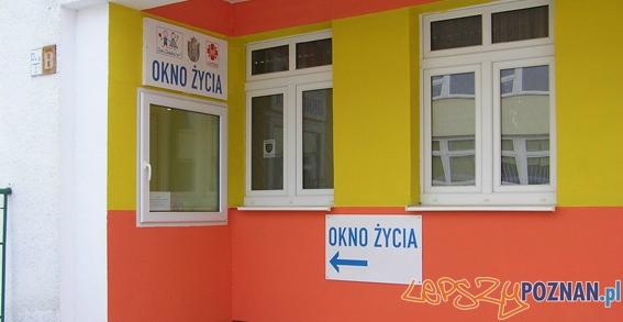 """Kolejne dziecko w Oknie Życia  Foto: Centrum Wspierania Rodzin """"Swoboda"""""""