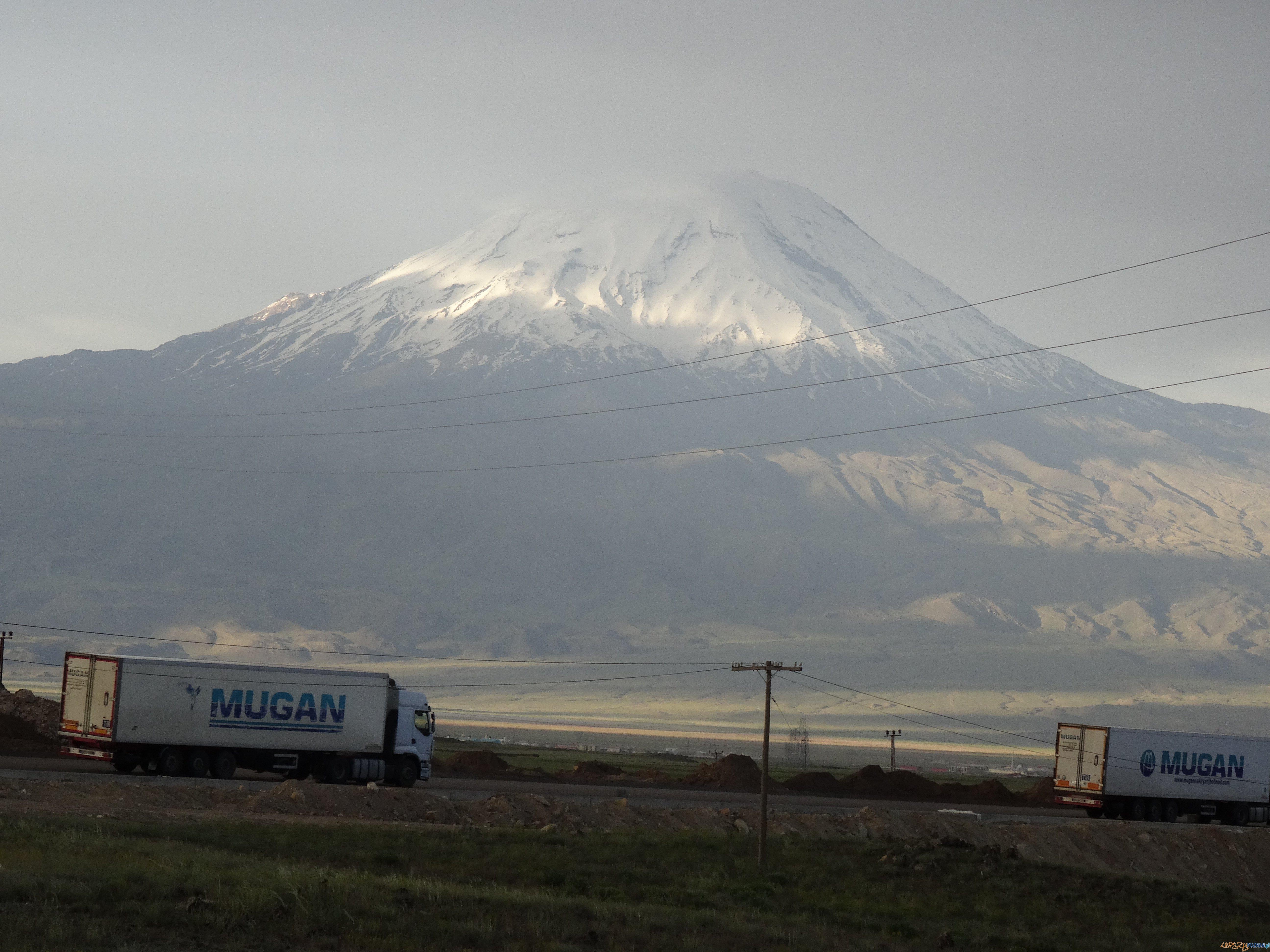 Ararat  Foto: Łukasz Karłowski, AKG Halny