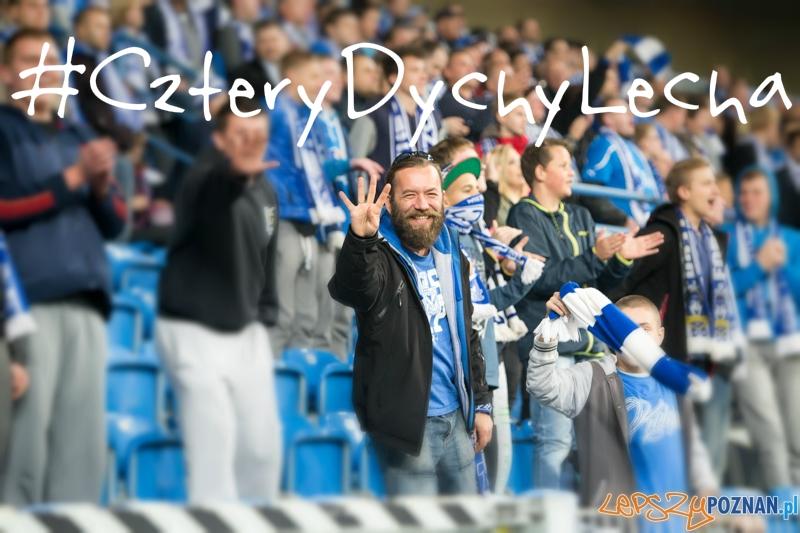 #CzteryDychyLecha  Foto: lepszyPOZNAN.pl