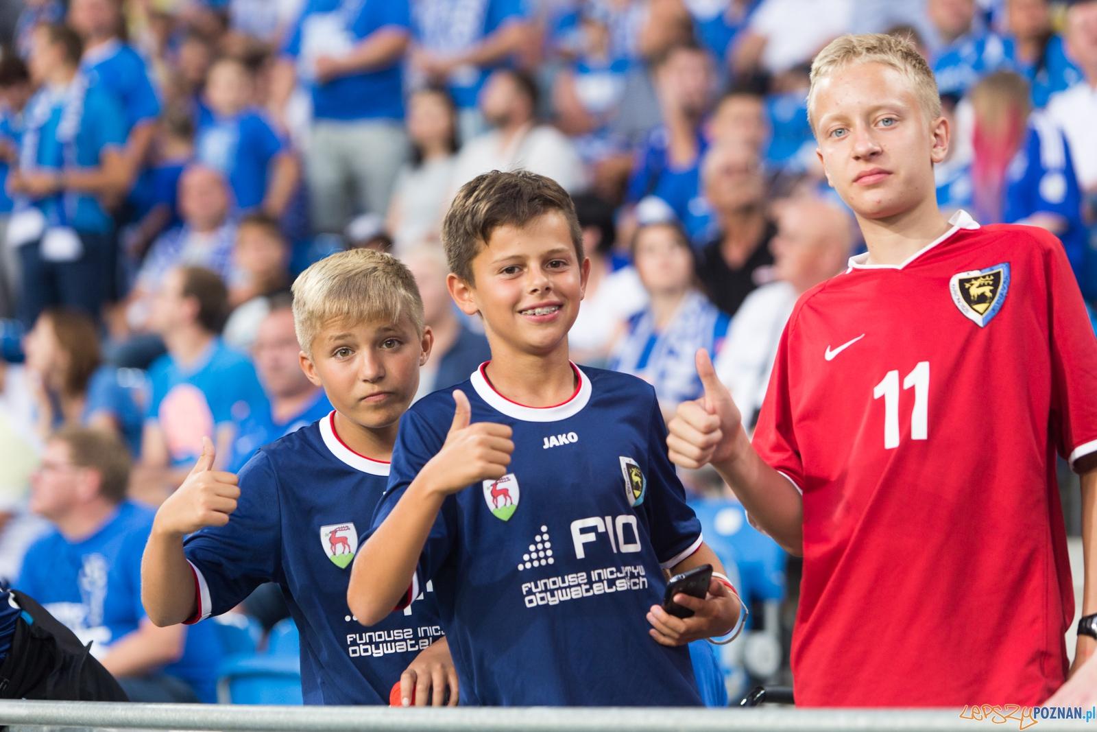 Eliminacje Ligii Mistrzów - Lech Poznań - FK Sarajevo (najleps  Foto: lepszyPOZNAN.pl / Piotr Rychter