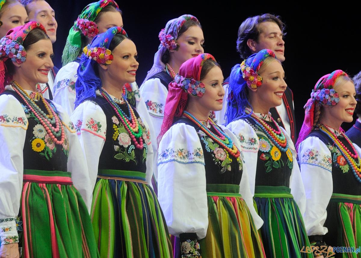 Zespół Pieśni i Tańca Mazowsze  Foto: Krzysztof Wojciewski
