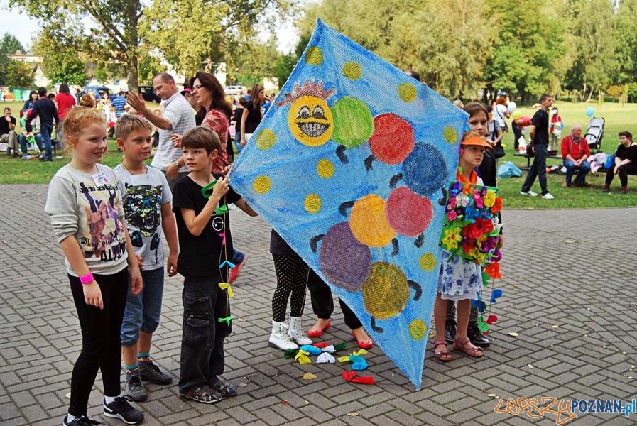 Święto Latawca w Przeźmierowie  Foto: mat. prasowe
