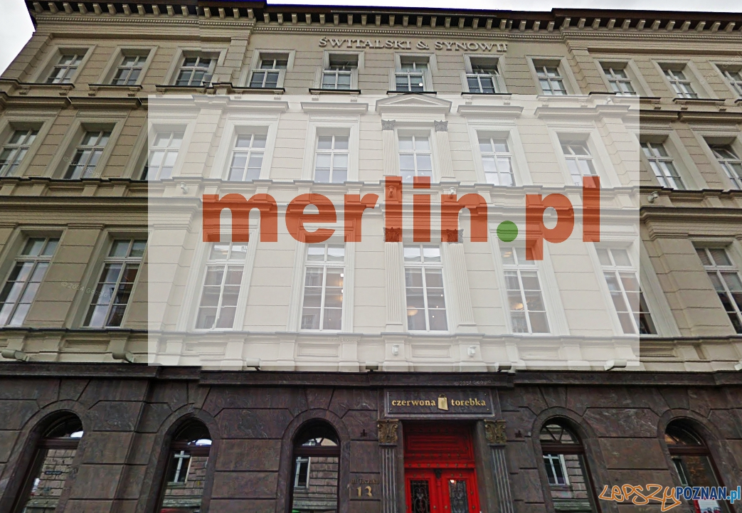 Merlin.pl znów zmieni właściciela?  Foto: Google Street View