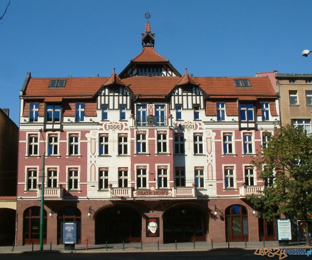 Teatr Nowy (2006)  Foto: Radomil / wikipedia