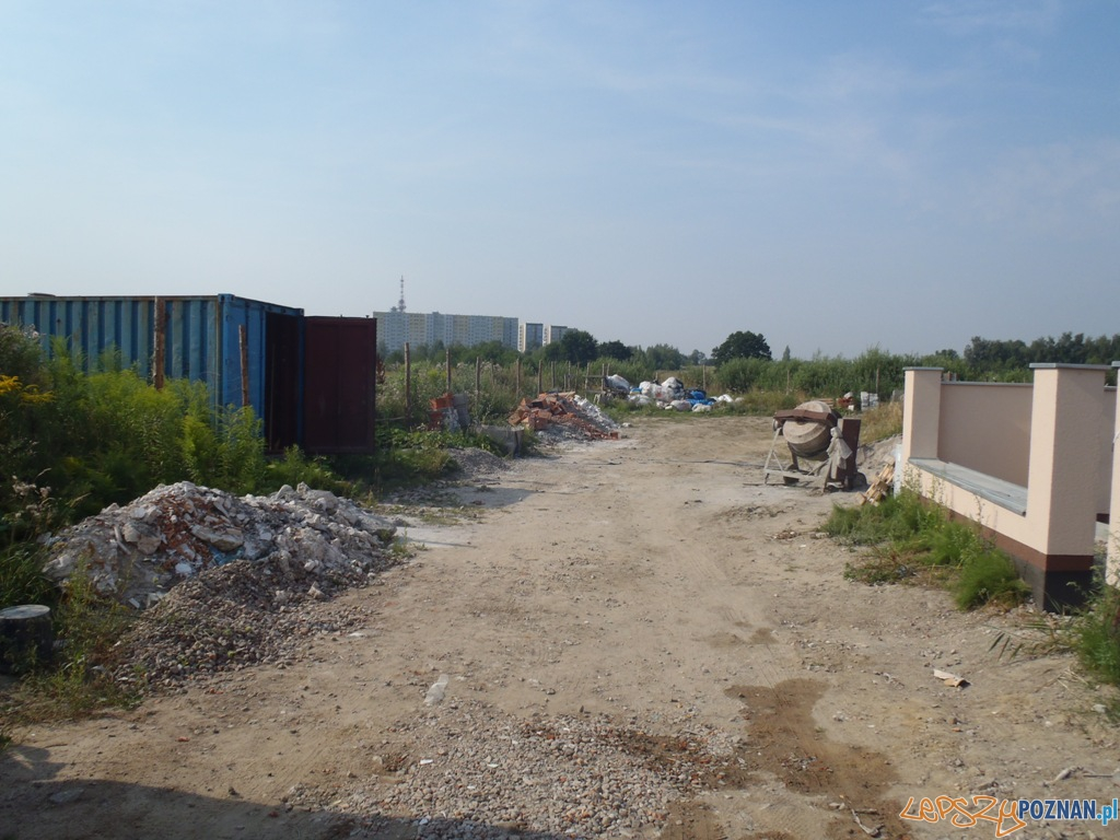 Niekończąca się opowieść o... dzikich wysypiskach  Foto: Straż Miejska w Poznaniu