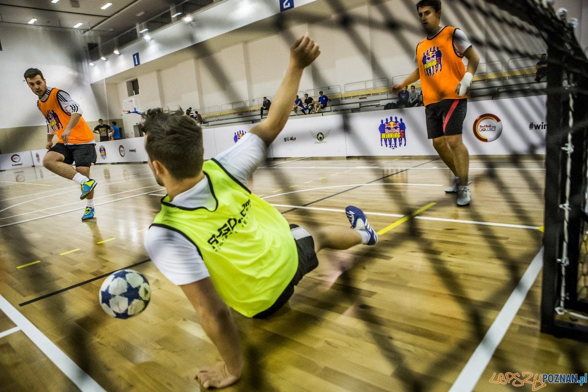 Redbull Winning 5 - turniej w Hali Politechniki  Foto: Marcin Kin / materiały prasowe