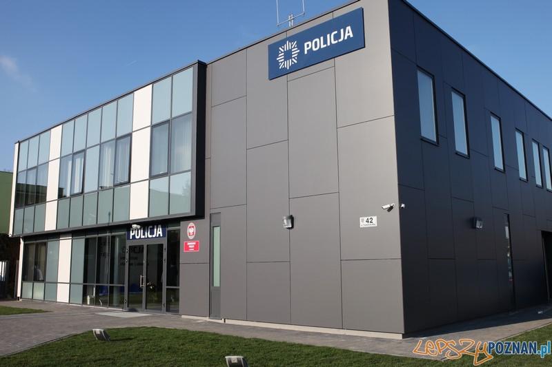 Nowy komisariat w Luboniu  Foto: KWP w Poznaniu