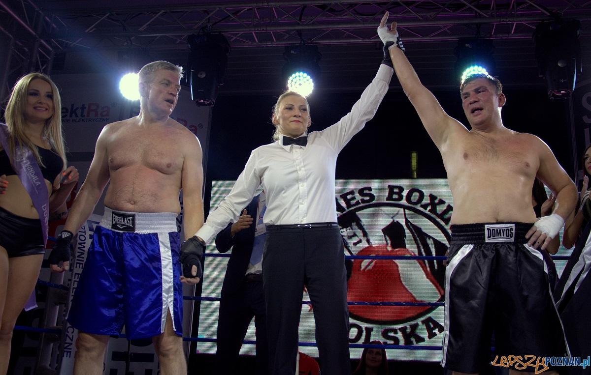 Gala Biznes Boxing Polska  Foto: UMP