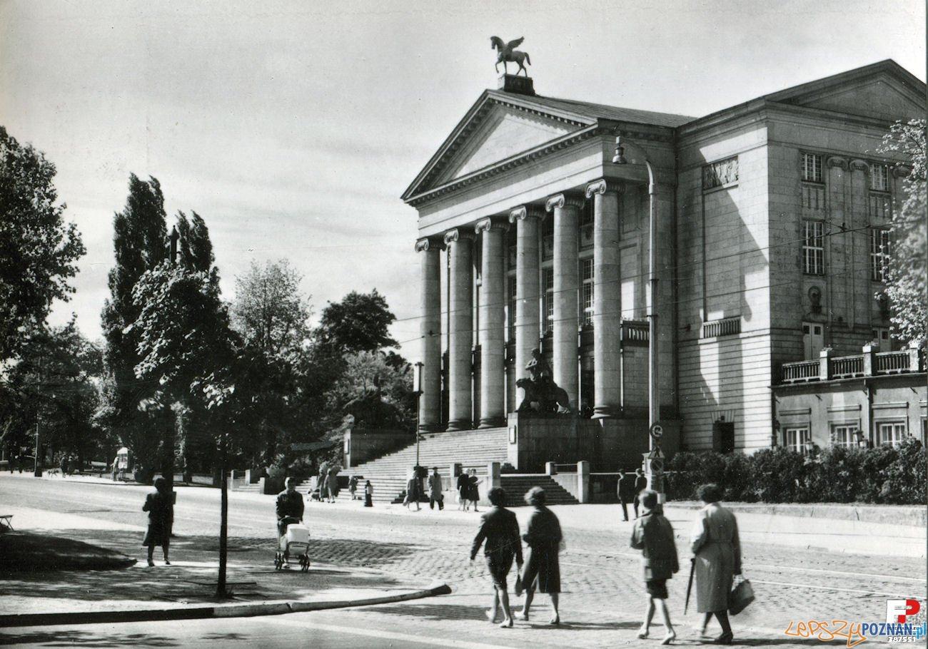 Opera w 1964 r.  Foto: