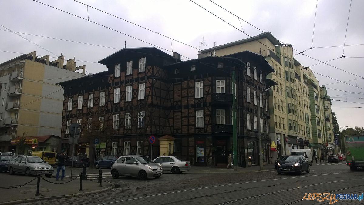 Dom przy Sikorskiego, w ktorym urodził się R. Wilhelmi  Foto: Tomasz Dworek