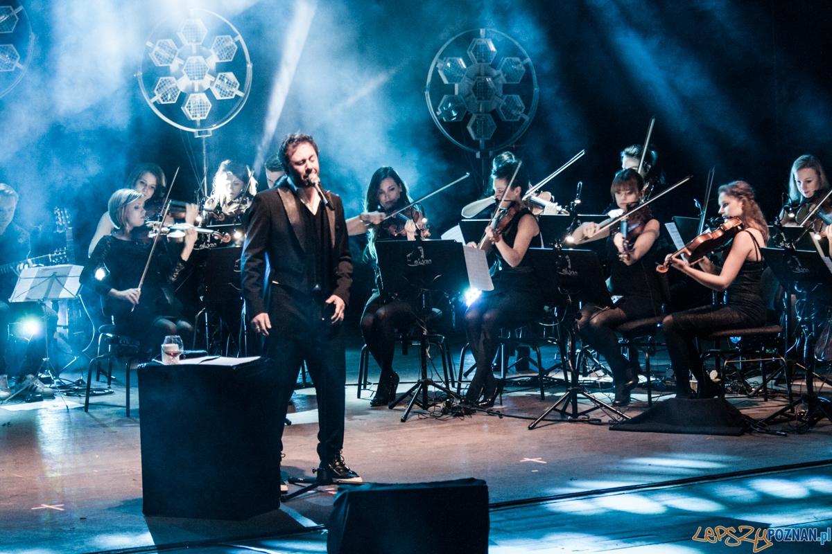 Andrzej Piaseczny (23.11.2015) Teatr Wielki, Poznań  Foto: © lepszyPOZNAN.pl / Karolina Kiraga