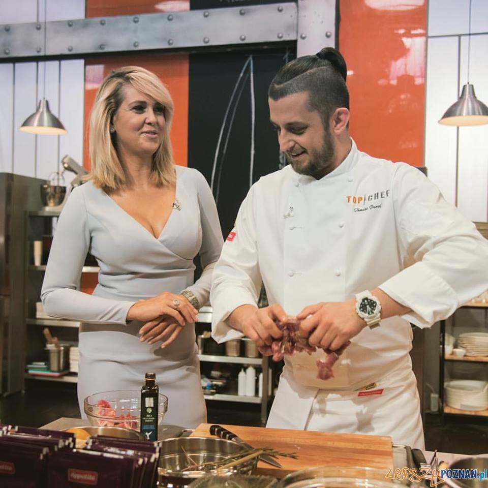 Top Chef,Tomasz Purol  Foto: Polsat, Top Chef
