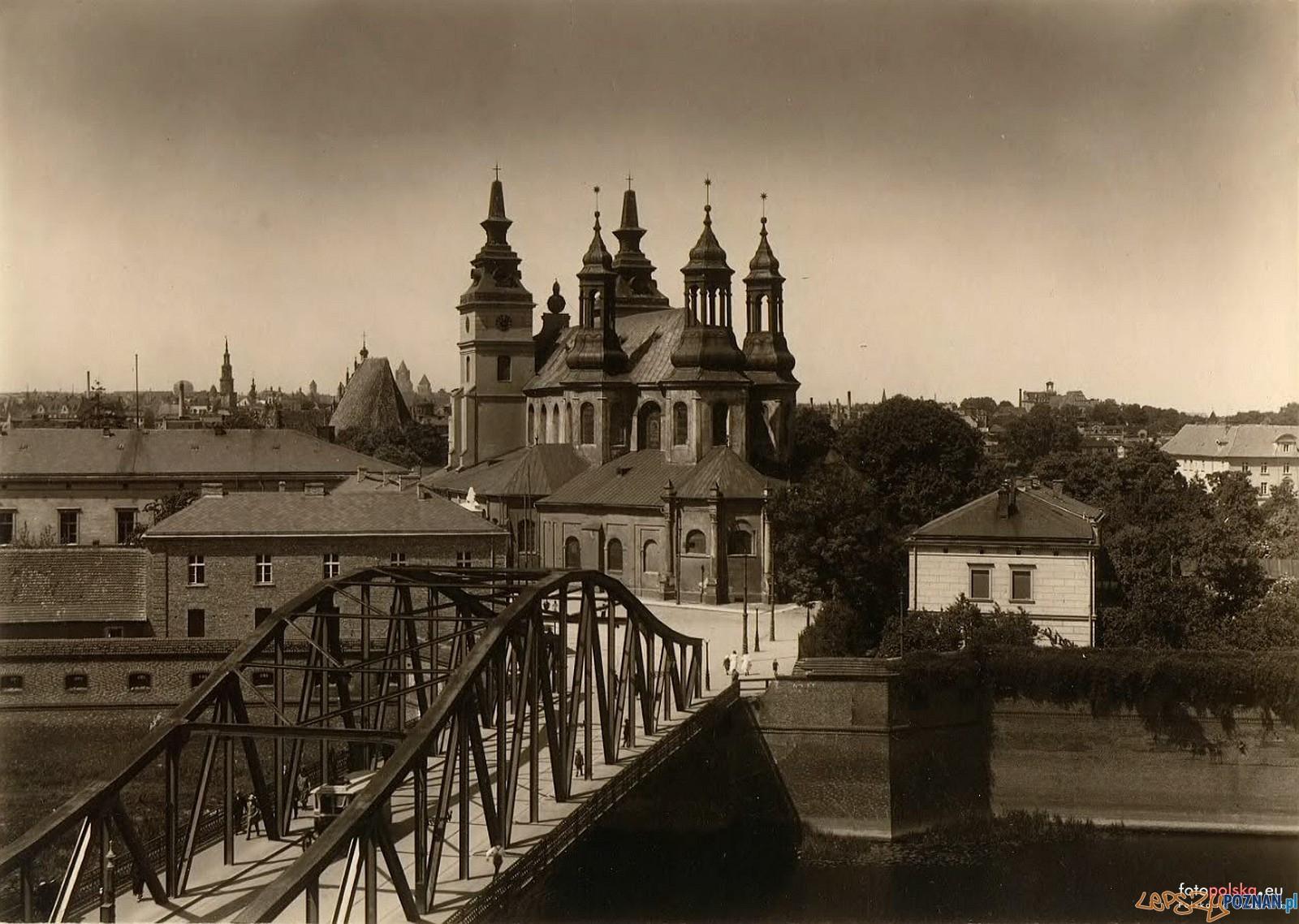 Most Cybiński 1920-39  Foto: fotopolska